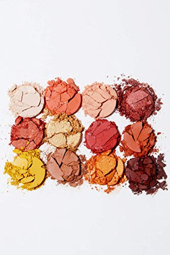 ColourPop - Pressed Powder Shadow Palette - Yes, Please!
