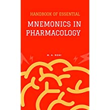 Handbook of Essential Mnemonics in Pharmacology