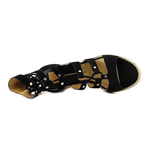 Sandalias Black Mujer Dolce Vita Lyndon Lace Up qZ0qXpw8