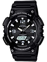 AQS810W-1AVCF Men's AQ-S810W-1AV Solar Sport Combination Watch
