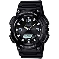 Casio Men's Tough Solar AQ-S810W-1AVCF Sport Combination Watch