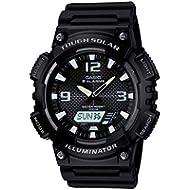 Casio Men's Tough Solar AQ-S810W-1AVCF Sport Combination Watch