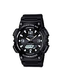 Casio para hombre AQ-S810W-1AV Solar Sport combinación reloj