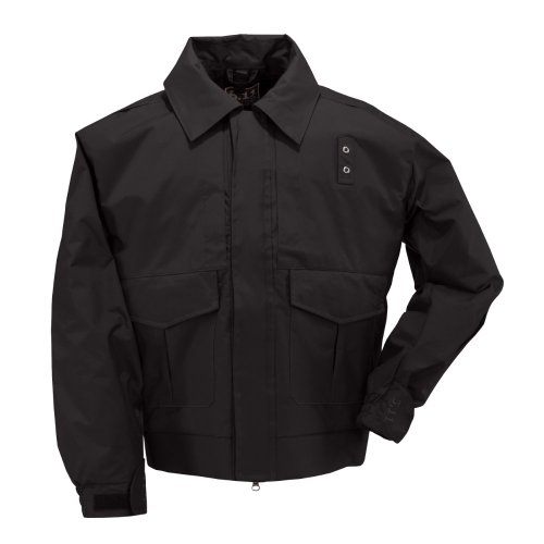 Outerwear Jackets 5.11 Tactical (5.11 Tactical #48027 4-in-1 Patrol Jacket (Black, Large Long))