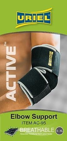 Uriel 24-9073 Elbow Compression Sleeve Large