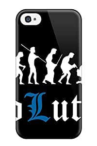 UNuyKDY5516VCknP Case Cover Funny New 2013 Iphone 4/4s Protective Case