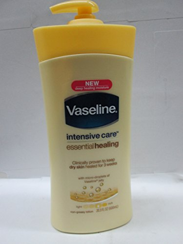 Vaseline Intensive Essential Healing Lotion product image