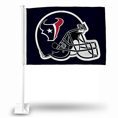Rico Industries NFL Houston Texans Car Flag by Rico Industries