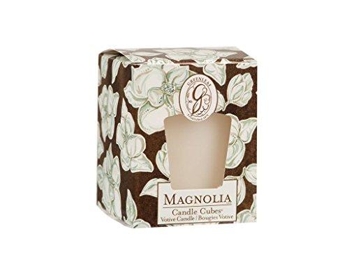 le Cube Boxed Votive - Magnolia ()