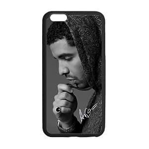 Onshop Custom Drake Grey Pattern Phone Case Laser Technology for iPhone 6 Plus