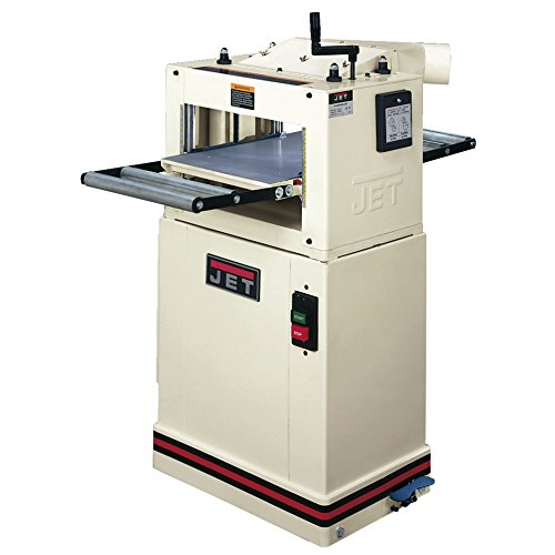 JET 708524 JPM-13CS, 13-in Closed Stand Planer/Molder Combination Machine