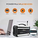 Rechargeable Battery Portable Power Generator