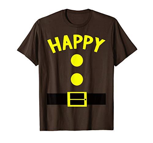 Happy Dwarf Halloween Costume (Happy Dwarf Halloween Costume Funny Gift Idea Happy Dwarf )