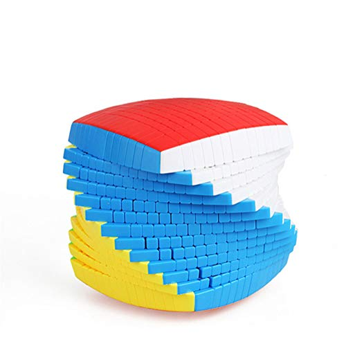 TTXST 13th-Order Speed Cube, Children's Puzzle Sports Hobby and Game (13x13x13) Master Cube Competition Professional High-End Children's Educational Brain Training (Best 4x4 Rubik's Cube 2019)