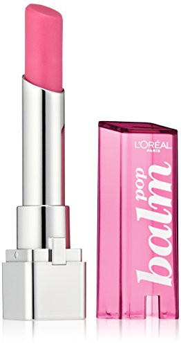 L'oreal Paris Colour Riche Balm Pop, 410 Wild Lily, 0.1 - Care Loreal Lip