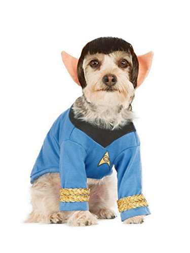Star Trek Spock Dog