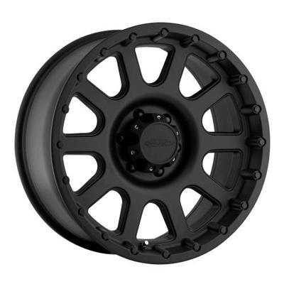 "Pro Comp Alloys Series 32 Wheel with Flat Black Finish (16x8""/5x114.3mm)"