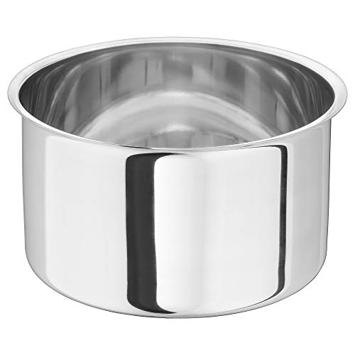 Ikea GULKREMLA Pot, Stainless Steel, 1.5 l  2 qt