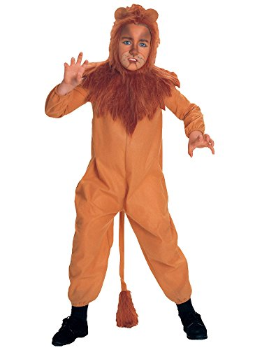Wizard of Oz Child's Cowardly Lion Costume, Medium for $<!--$25.19-->