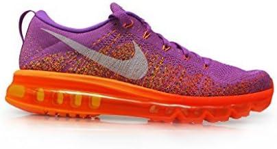 Nike Flyknit MAX 2014 - Zapatillas de Running para Mujeres Blanco ...
