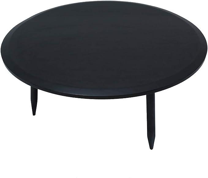 Tavolino da caff/è rotondo bianco Movian Đerdap Marchio 60 x 60 x 40 cm