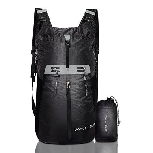 Jocose Moose 35L Waterproof Hiking Backpack – Lightweight Packable Travel Foldable Daypack Review