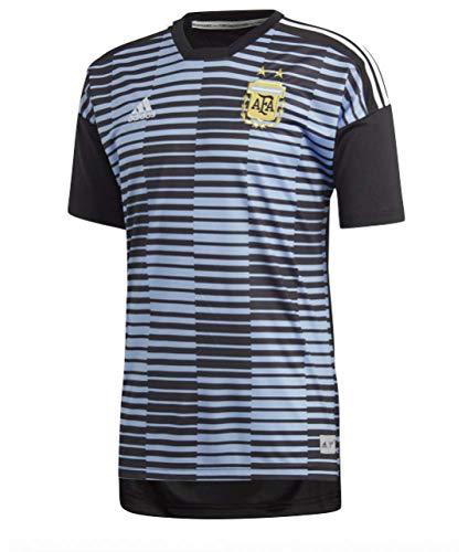 096b7002506 adidas 2018-2019 Argentina Pre-Match Shirt (Blue)