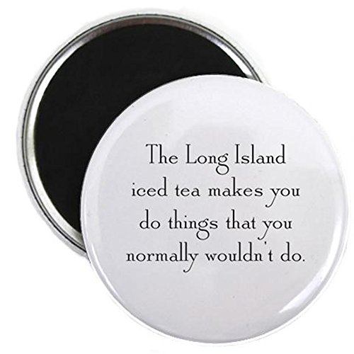 CafePress - Long Island Iced Tea 2 Magnet - 2.25
