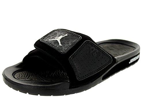 3a73f754a Nike Jordan Kids Jordan Hydro 3 BG Black White Sandal 4 Kids US - Buy Online  in UAE.