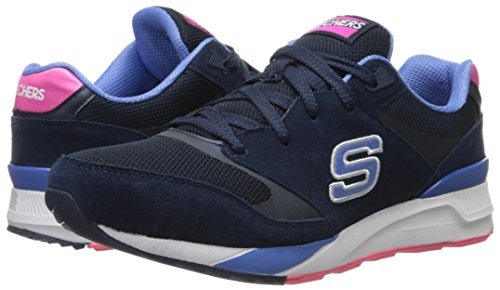 Zapatillas De Skechers Para Runners Og 90 Mujer nvbl Azul Rad Originals Deporte wUWXqrUCpn