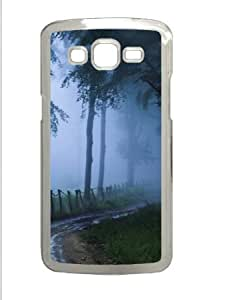 Samsung Galaxy Grand 2 7106 Case,Samsung Galaxy Grand 2 7106 Cases - Misty Road 2 PC Custom Samsung Galaxy Grand...