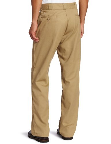 Dickies Original 874 Washed Work Pant, Pantalones Para Hombre Beige (Maple)