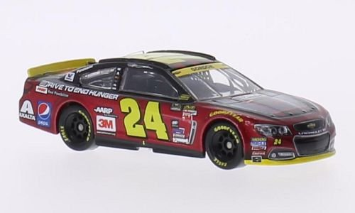 Jeff Gordon 2015 AARP/ Ride With Jeff/ Iron Man 1:64 NASCAR - 2015 Man Iron