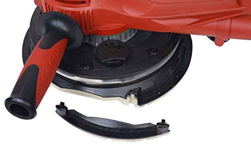 IBELL Dry Wall Sander DS80-90, 180MM, 800W, 1200-2300rpm with Vacuum and LED Light 6