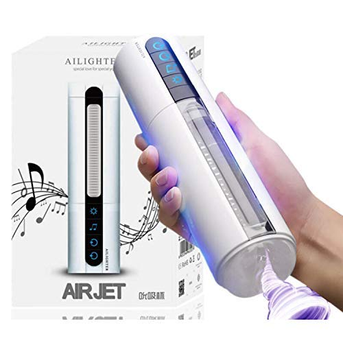 Intelligent Suction Male Moaning Interactive Heating Machine Induced Vibration Artificial Toy,Heat Smart verison by Little Sophie (Image #7)