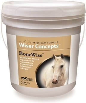 BoneWise Vitamin and Mineral Supplement for Horses (20lb) by Kentucky Performance