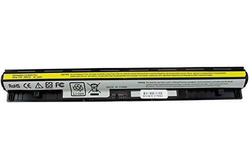 ROCKETY Laptop G50 battery Replacement for lenovo battery g50-70 g50-45 g50-80 g50 80 g40-70 z40 z40-70 z50 Z50-70 L12s4a02 L12M4E01 L12M4A02 L12s4e01 L12S4A02 batteries Pack(full 2600mAh cells) (Lenovo Laptop Best Battery Life)
