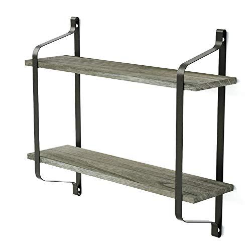 Tier Wall Mounted Bathroom Shelf - 4
