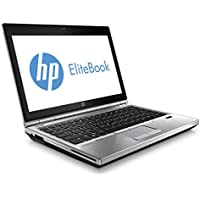 HP Laptop 2570p Core i5-3320m 2.60GHz 8GB Ram 180GB SSD DVD Windows 10 Pro (Certified Refurbished)