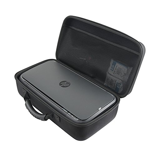 Adada Hard Case for HP OfficeJet 250 All-in-One Portable Printer (CZ992A) (Case Compact Carrying Printer)