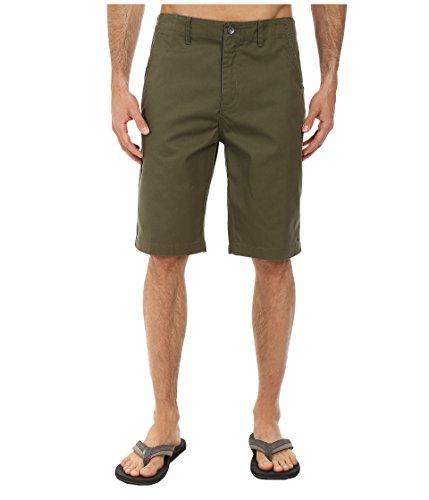 Reef Walkshorts (Reef Men's Moving On 2 Walkshorts Olive Shorts 31 X 11)
