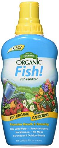 Espoma FI24  24 oz Organic Fish