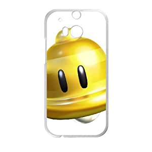 super mario 3d world HTC One M8 Cell Phone Case White Customized gadgets z0p0z8-3670208