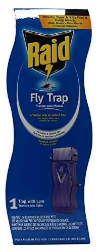 Raid Plastic Fly Trap