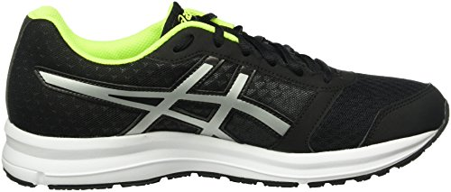 Asics Patriot 8 Mens Running Sneakers / Shoes Black kaUpBj1PZi