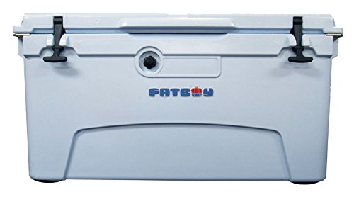 Fatboy 75QT Rotomolded Chest Ice Box Cooler Light Blue by Fatboy