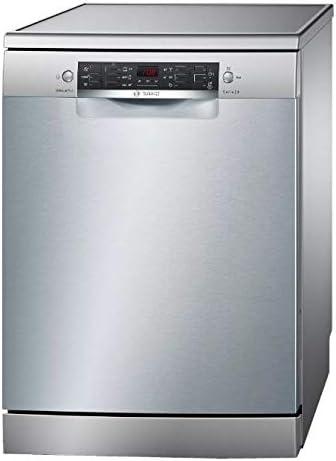Bosch SMS46HI04E Lavavajillas de libre instalación 60 cm Inox
