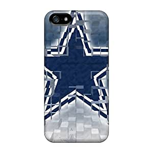 Hot Fashion HdE9342CkEe Design Case Cover For Iphone 5/5s Protective Case (dallas Cowboys)