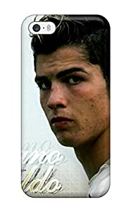 Tpu Daniel Lee Shockproof Scratcheproof Cristiano Ronaldo Salary Hard Case Cover For Iphone 5/5s