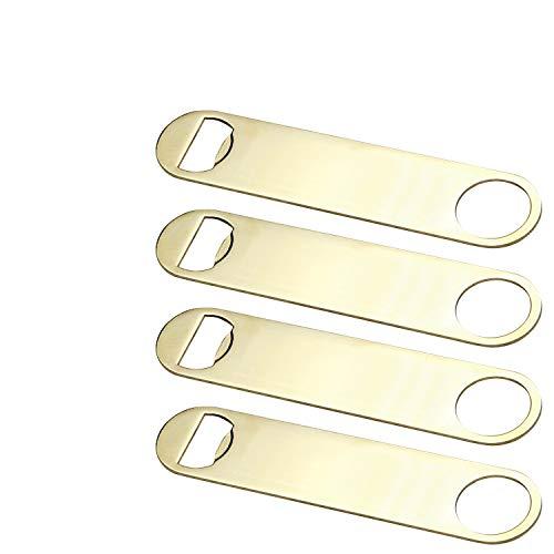 ottle Opener (Set of 4) (Gold) ()